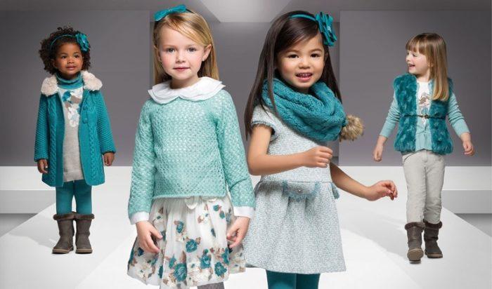 детская мода для девочек весна-лето 2018, фото новинки 2