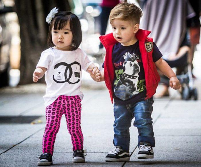 детская мода для самых маленьких весна-лето 2018, фото новинки 1