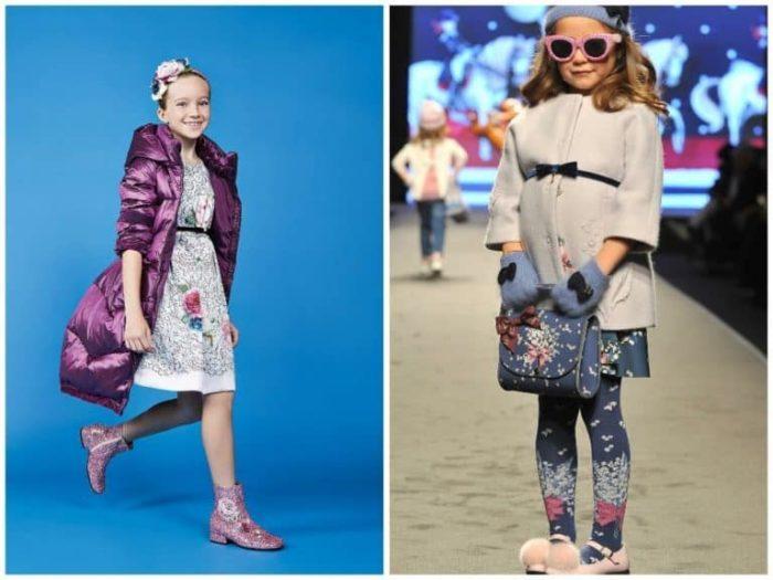 красивая и модная детская одежда на фото 2