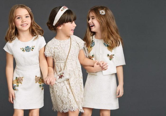 красивая и модная детская одежда на фото 16