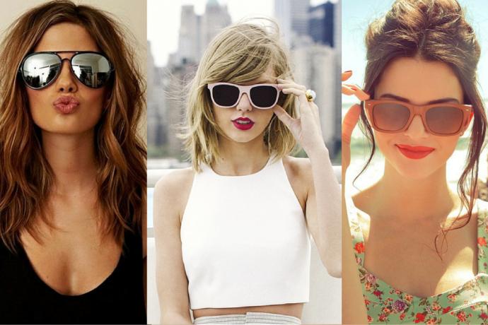 солнцезащитны очки