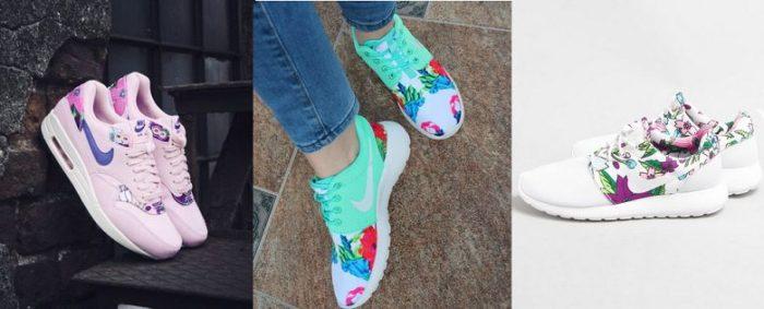 модные кроссовки, кеды и сникерсы весна-лето 2018 фото 3
