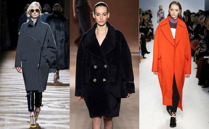 модные фасоны пальто весна-лето 2018 фото 3