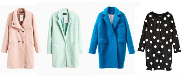 модное пальто оверсайз весна-лето 2018, фото новинки и тренды фото 1