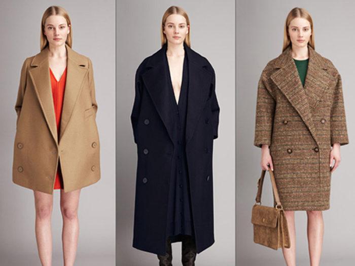 модное пальто оверсайз весна-лето 2018, фото новинки и тренды фото 2