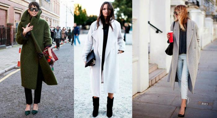 модное пальто оверсайз весна-лето 2018, фото новинки и тренды фото 3