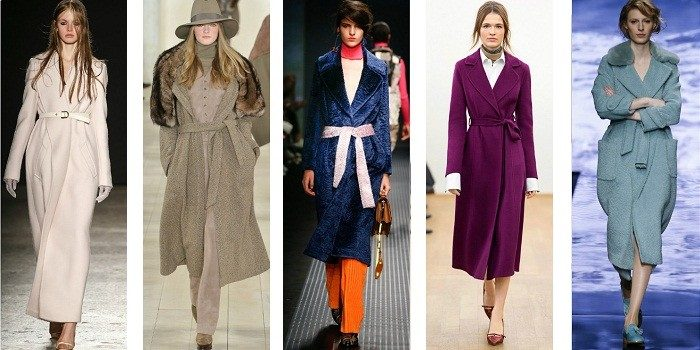 какое пальто будет в моде весной 2018 года