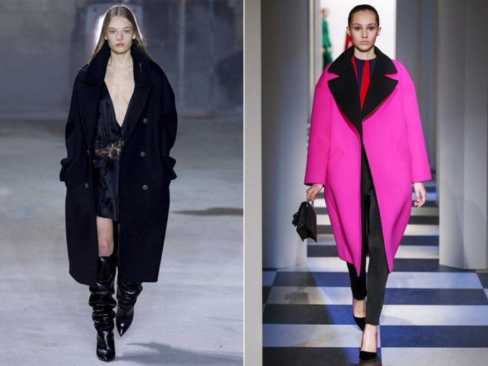 красивые и модные пальто весна-лето 2018, фото новинки 1