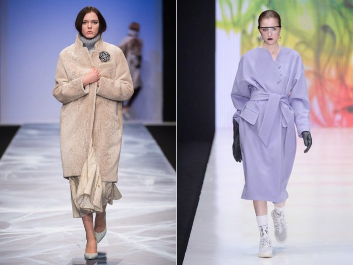 красивые и модные пальто весна-лето 2018, фото новинки 4
