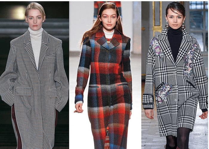 красивые и модные пальто весна-лето 2018, фото новинки 5