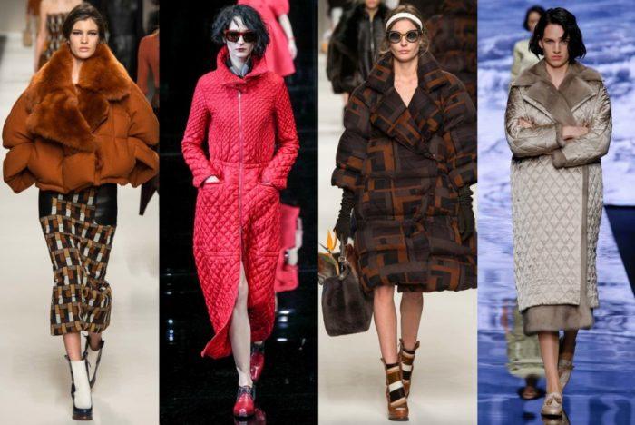 красивые и модные пальто весна-лето 2018, фото новинки 9