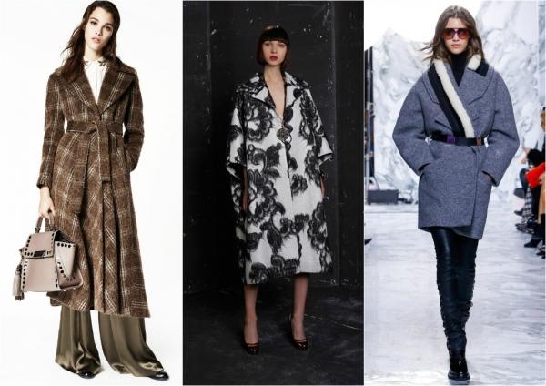 красивые и модные пальто весна-лето 2018, фото новинки 10
