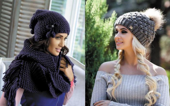 модные тенденции на шапки и береты на весну 2018, фото 2