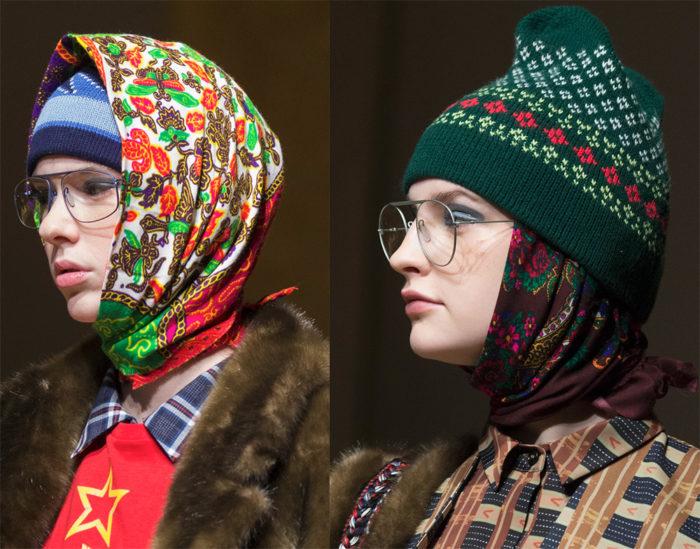 модные тенденции на шапки и береты на весну 2018, фото 4