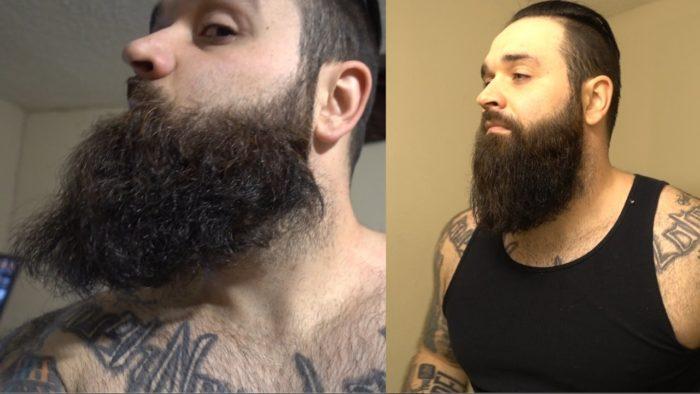 модная мужская густая борода 2018, фото 4
