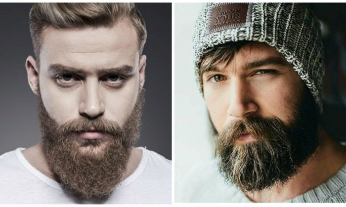 модная мужская густая борода 2018, фото 5