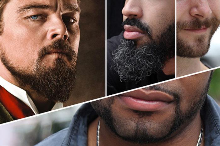 мужские усы фото 3