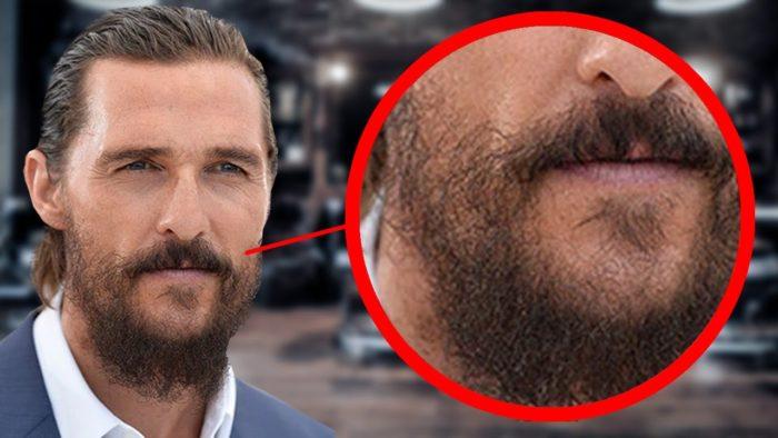 мужские усы фото 4