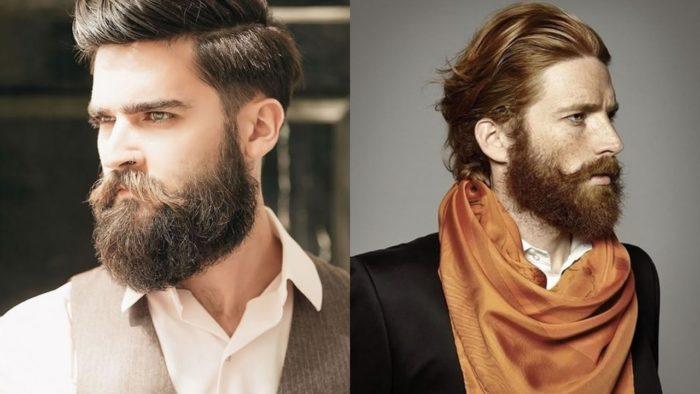 модная мужская густая борода 2018, фото 2