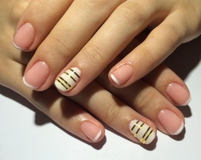 идеальная длина и форма ногтей фото 6