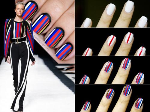 модный и красивый дизайн ногтей шеллаком 2018, фото 6