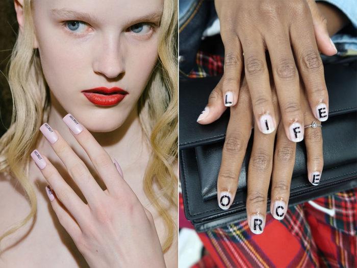 модный и красивый дизайн ногтей шеллаком 2018, фото 9