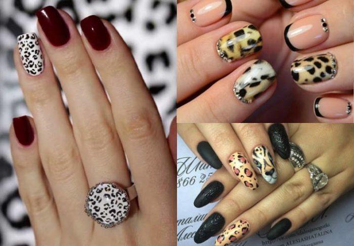 модный и красивый дизайн ногтей шеллаком 2018, фото 10
