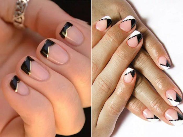 идеальная длина и форма ногтей фото 1