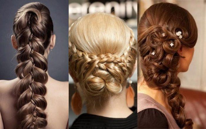 плетения и косы фото 3