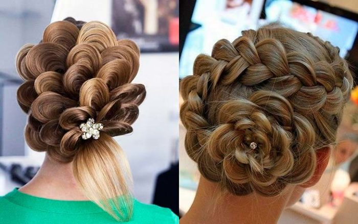 плетения и косы фото 4
