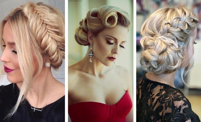 красивые и модные прически на средние волосы, фото новинки 6