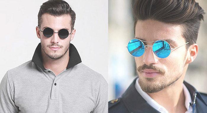модные мужские солнцезащитные очки весна-лето 2018, фото новинки 1