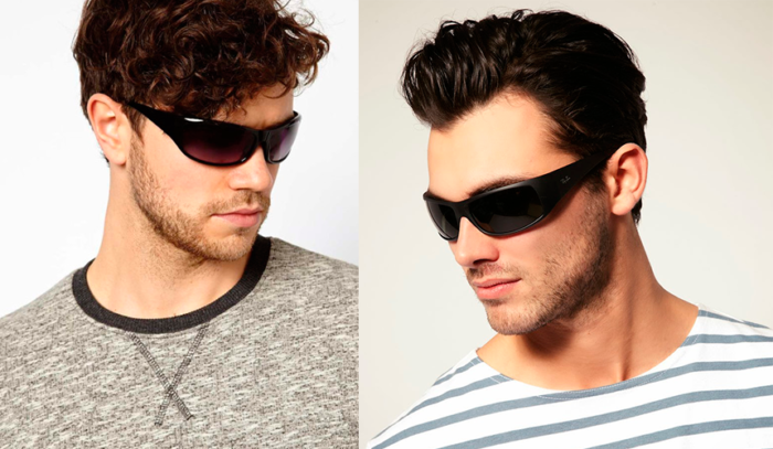 7c1415944b9e ... модные мужские солнцезащитные очки весна-лето 2018, фото новинки 4 ...