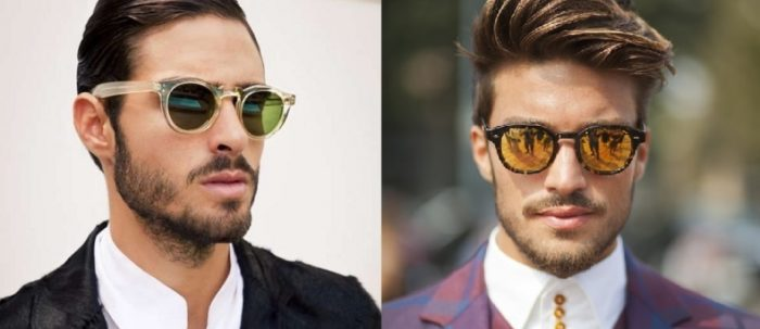 88517f380222 Модные мужские солнцезащитные очки весна-лето 2018  фото, тенденции ...