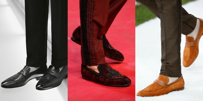модные мужские туфли и ботинки весна-лето 2018, фото новинки 2
