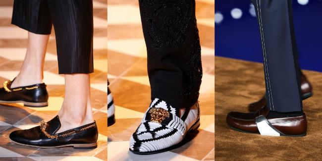модные мужские туфли и ботинки весна-лето 2018, фото новинки 5