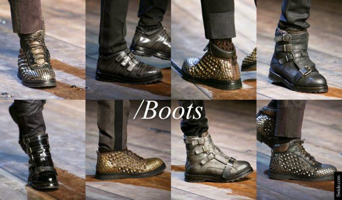 ботинки с завышенной голенью фото 3