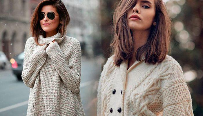 свитера, джемперы и кофты весна 2018, модные тенденции фото 1