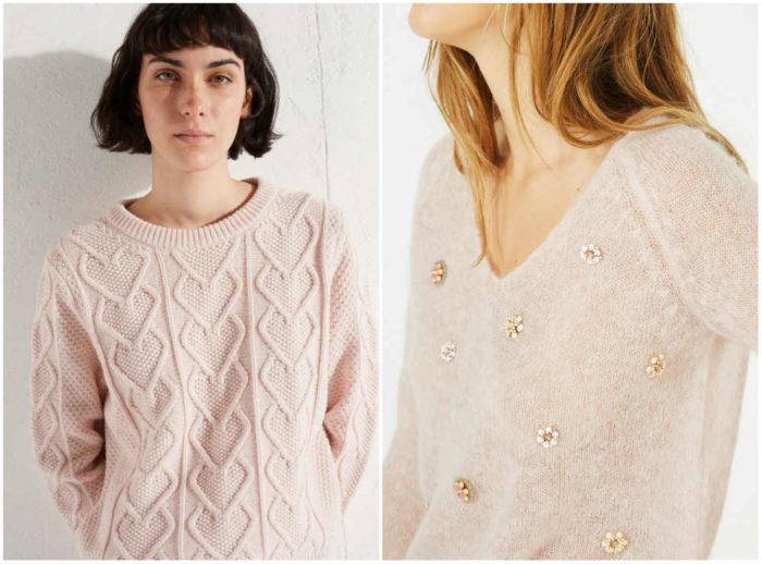 модные свитера, джемперы и кофты весна 2018, фото 1