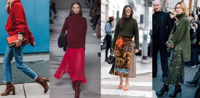 модные свитера, джемперы и кофты весна 2018, фото 2