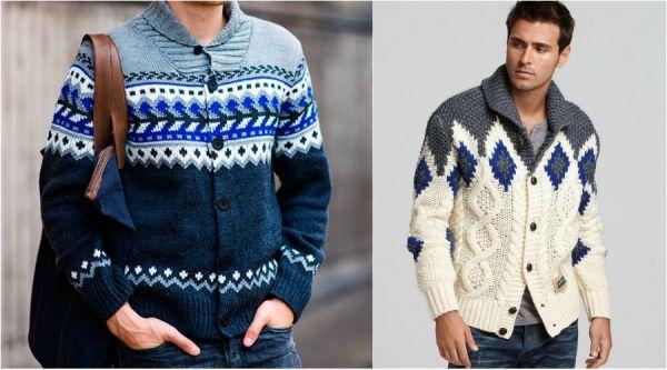 мужские свитера весна 2018, модные тенденции и тренды на фото 3