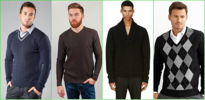 мужские свитера весна 2018, модные тенденции и тренды на фото 4