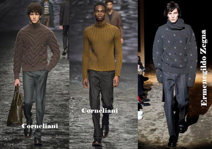 мужские свитера весна 2018, модные тенденции и тренды на фото 6