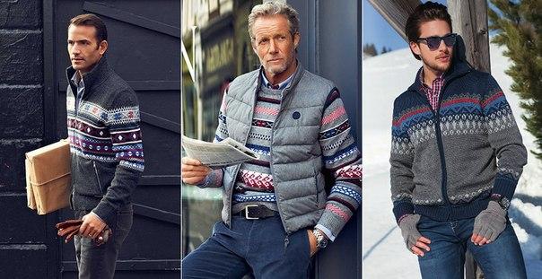 мужские свитера весна 2018, модные тенденции и тренды на фото 8