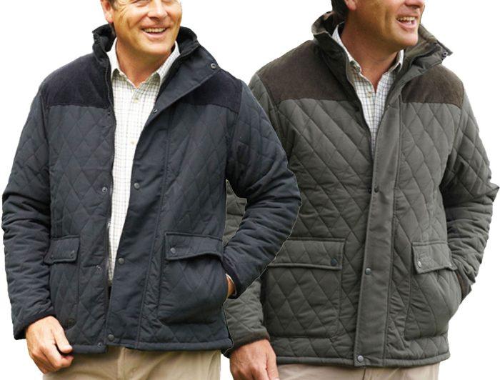 модные мужские стёганные куртки весна 2018, фото новинки 2