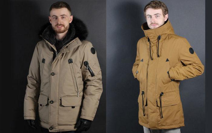 самые модные мужские куртки весна 2018, фото новинки 1