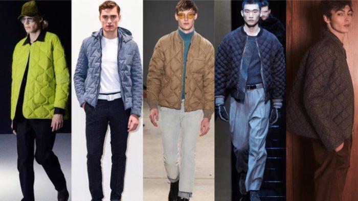 самые модные мужские куртки весна 2018, фото новинки 2