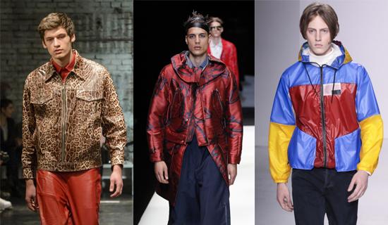 самые модные мужские куртки весна 2018, фото новинки 5