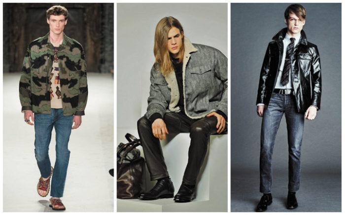 самые модные мужские куртки весна 2018, фото новинки 6
