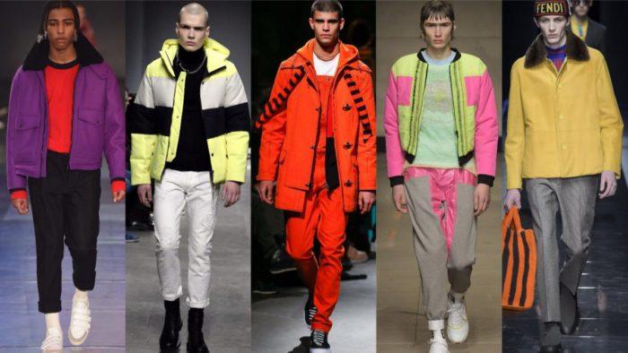 самые модные мужские куртки весна 2018, фото новинки 7